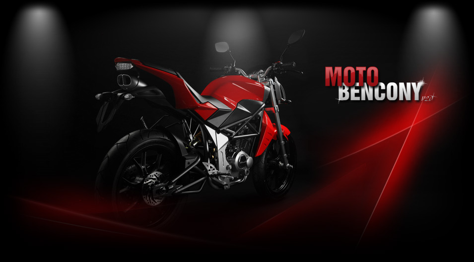 Motobencony web shop